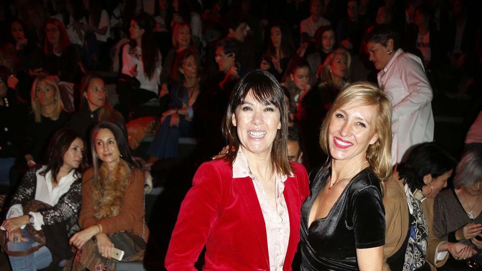 Letizia y Cristina Cifuentes, el encuentro de dos damas con un estilo similar
