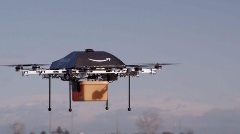Amazon ya puede entregar los paquetes por dron (al menos en Estados Unidos)