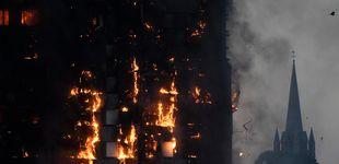 Post de Varios muertos y al menos 30 heridos en el incendio de un edificio en Londres