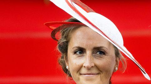Claire de Bélgica, la princesa que sufre una grave enfermedad además del covid-19
