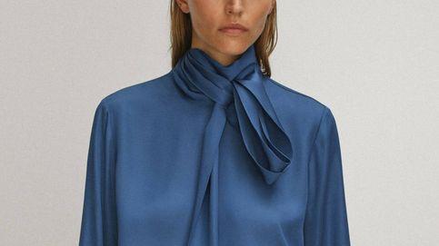 Massimo Dutti tiene la blusa para volver a la oficina y elevar tus looks working