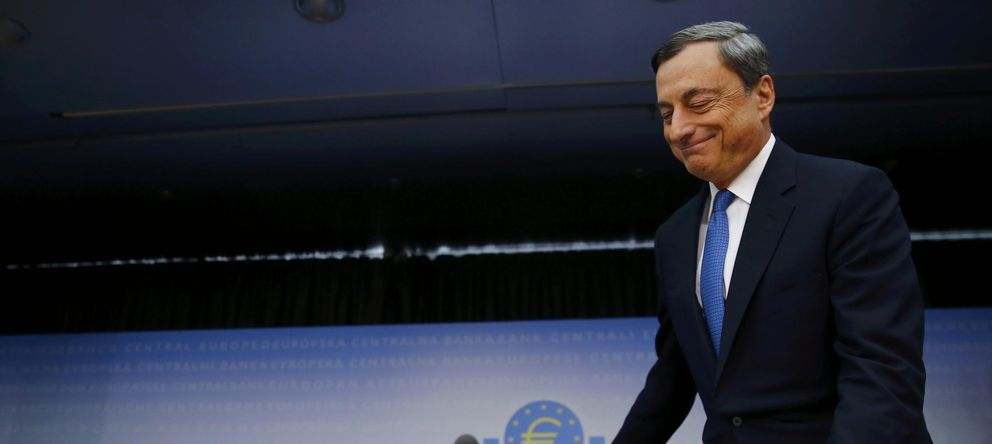 Foto: Draghi, 1-Weidmann, 0: Europa esprinta hacia el QE para enfado de Alemania