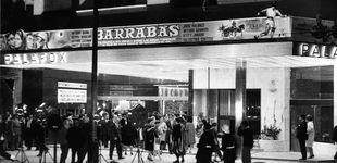 Post de Madrid se despide del Palafox, el cine que recibía con levita y guantes blancos