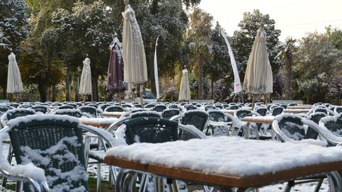 Final de octubre blanco: la nieve pone en alerta a 18 provincias