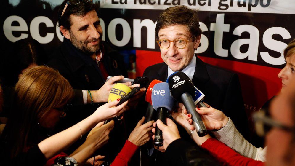 Foto: Jose Ignacio Goirigolzarri, presidente de Bankia. (EFE)