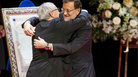 Juncker y algunos empresarios (no muchos) allanan el camino a Rajoy