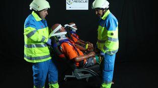 Acortar el tiempo de evacuación, clave para la supervivencia de las víctimas