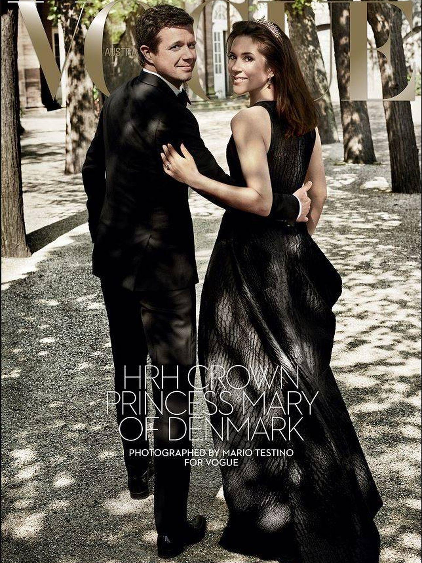 Portada de 'Vogue' Australia.