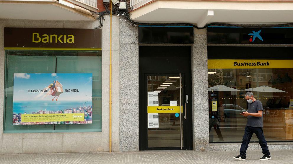 Encuesta de la Cámara de Comercio de BCN sobre 'CaixaBankia': el 90%, en contra