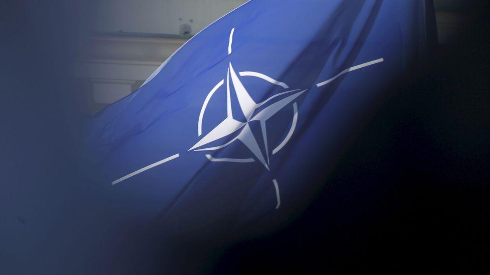 Foto: Lituania celebra 15 años de membresía de la OTAN. (EFE)