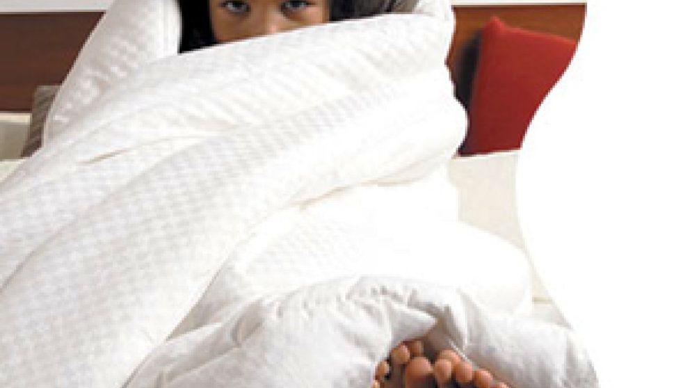 Una almohada inteligente acaba con los ronquidos
