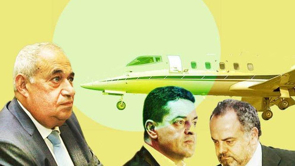 Fraude general al matricular 'jets' privados: Telefónica, Villar Mir...
