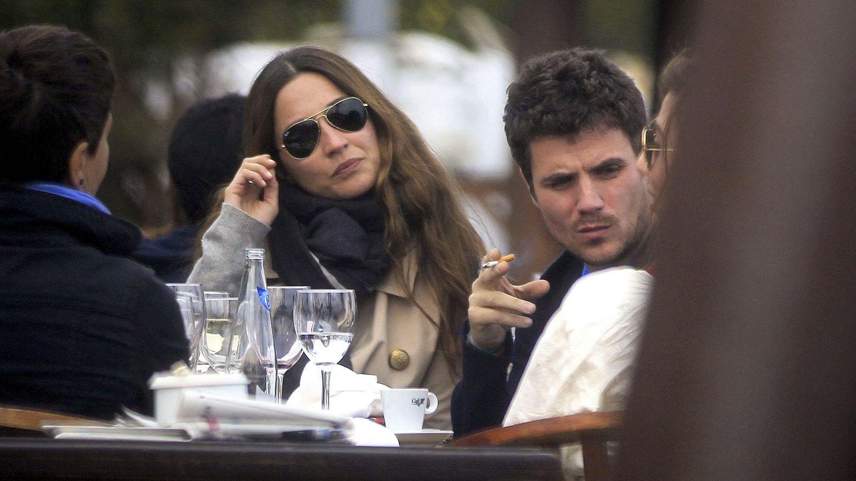 Huga Rey y Dani Martín en una imagen de archivo (Gtres)