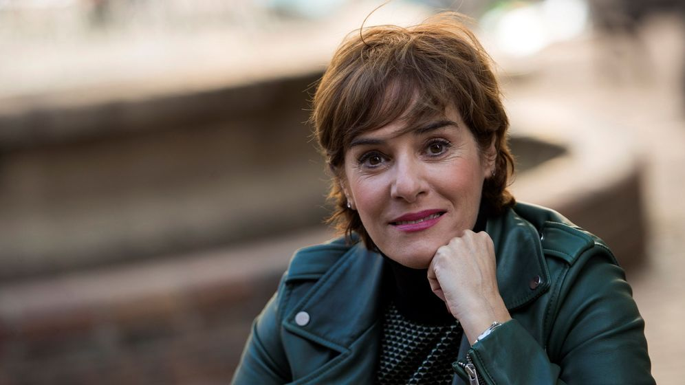 Foto: La actriz Anabel Alonso. (EFE)