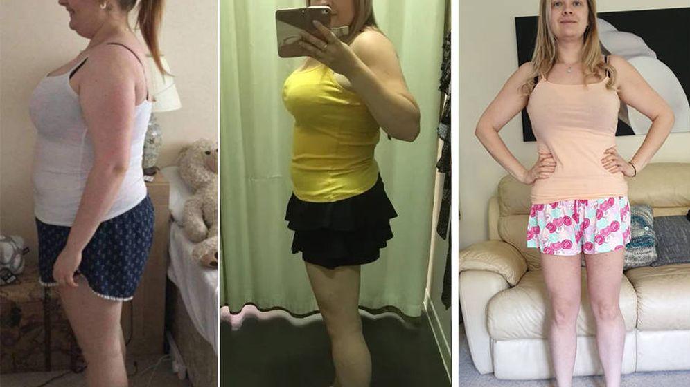 Foto: La transformación de Missmeleni ha sido paulatina (Foto: Reddit)