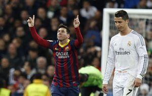 Una mentira consentida: El Real Madrid-Barça, ni 2 millones de espectadores