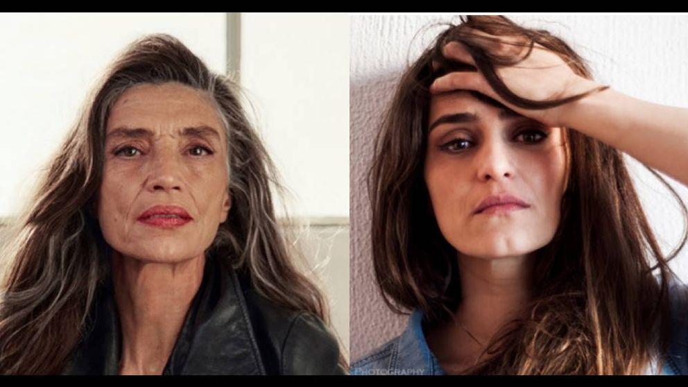Ángela Molina y Olivia Molina serán madre e hija en la serie 'La Valla' de A3