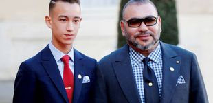 Post de El extraño cumpleaños de Mohamed VI (con 'guiño' a su hijo)