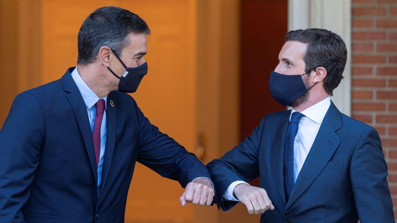 PSOE y PP, hacia donde están las mayorías