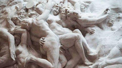 """Bronca eterna por un """"templo porno"""" junto a la Gran Mezquita de Bruselas"""