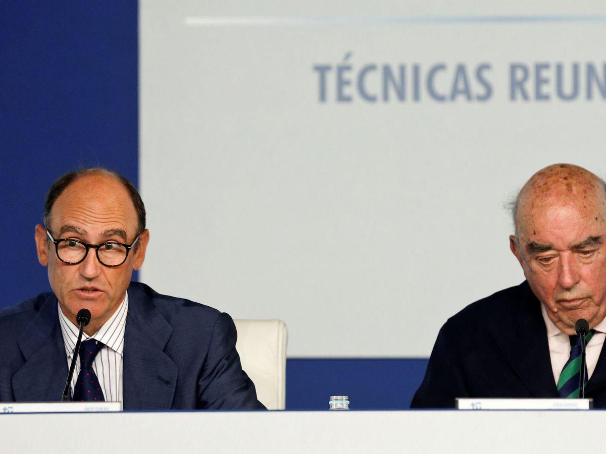 Foto: El CEO de Técnicas Reunidas, Juan Lladó