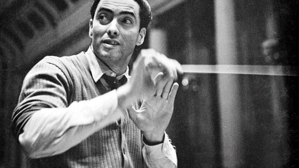 Argenta, el superdotado director de orquesta español que murió en un garaje