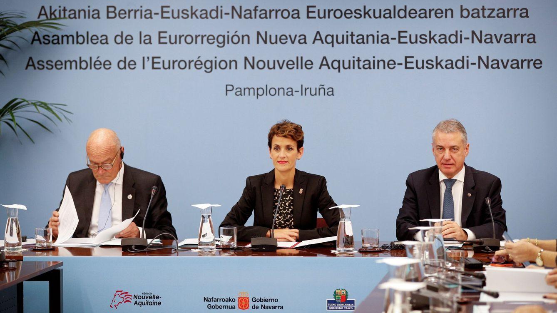 Navarra en las elecciones vascas: de reforzar vínculos al derecho a decidir