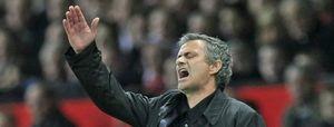 Mourinho cree honesto reconocer que hay una pequeña tentación por el Madrid