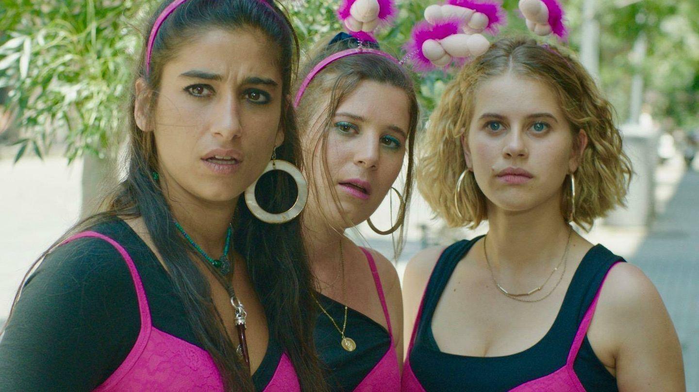 Las amigas del instituto de Marta. (Filmax)