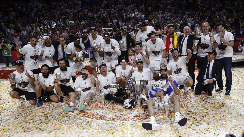 El Real Madrid consigue la Novena Copa de Europa ante Olympiacos