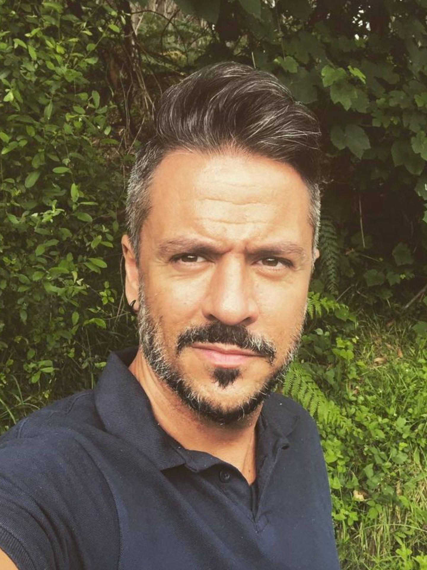 Miguel Sueiras, el saxofonista que ha devuelto la ilusión a Leire. (Instagram @miguel.sueiras)