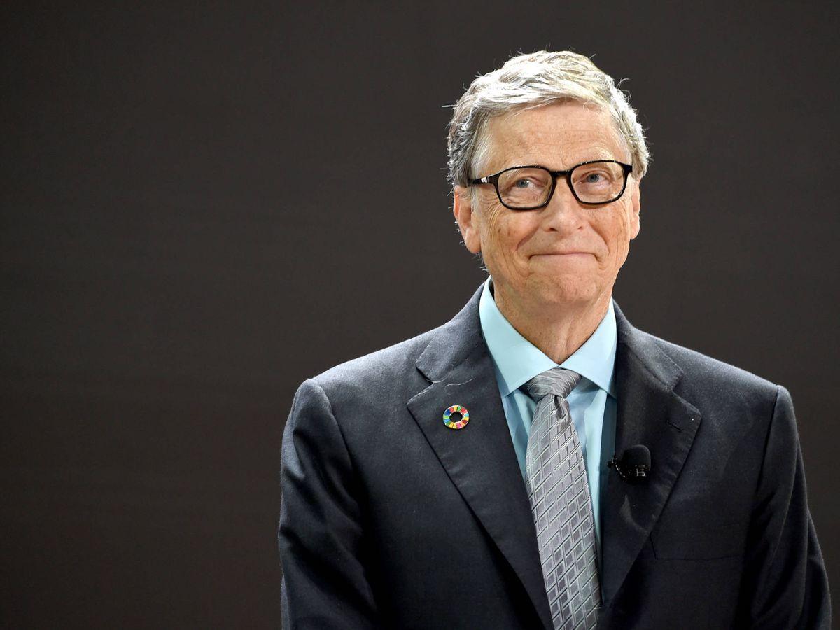 Foto:  Bill Gates, en el ojo del huracán. (Getty)