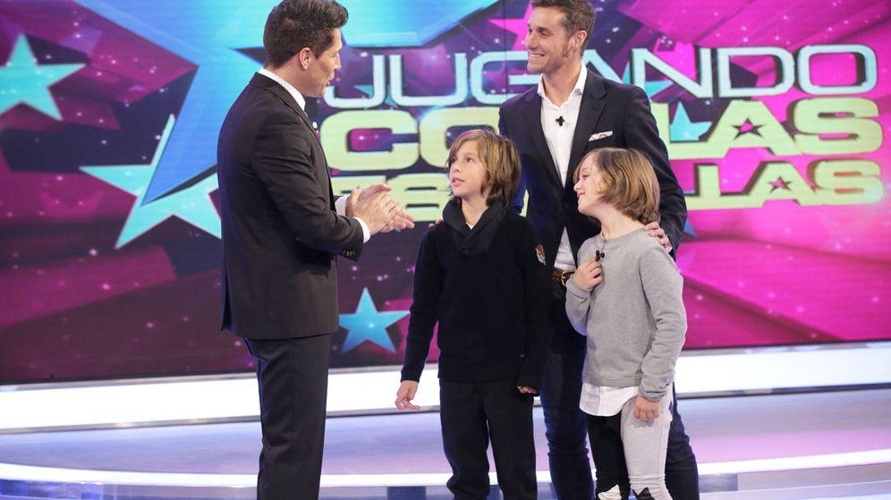 Foto: Cantizano presenta 'Jugando con las estrellas' en TVE.