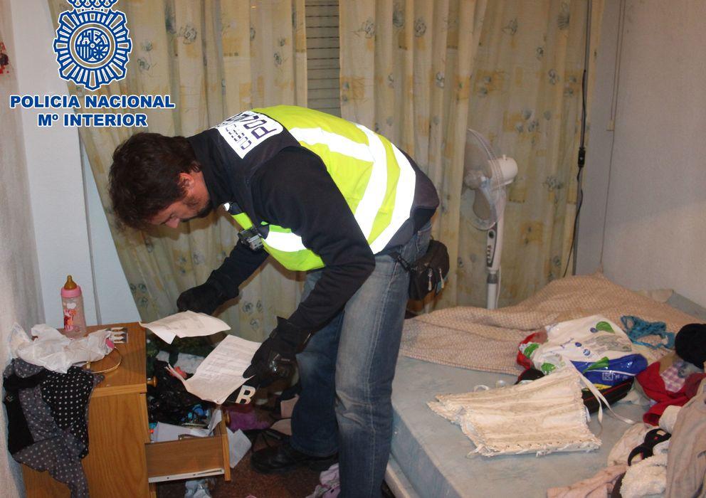 Foto: Fotografía facilitada por la Policía Nacional