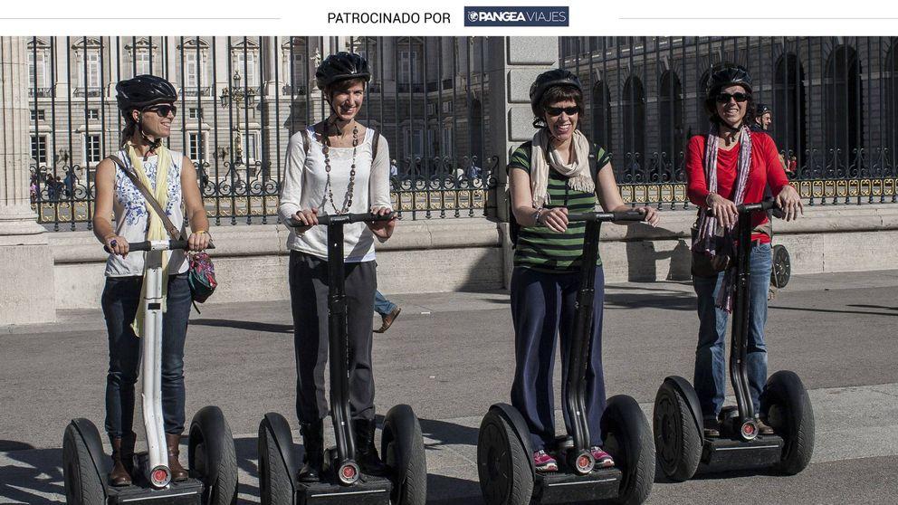 ¿Harto de ir en Metro? Otra buena opción para disfrutar Madrid