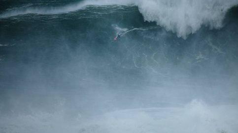 Axi Muniain pide respeto para el mar y para el surf