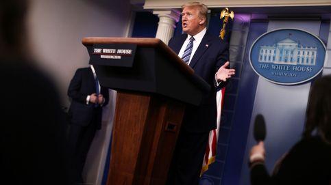 Trump endurece la política migratoria  de EEUU durante la pandemia del coronavirus
