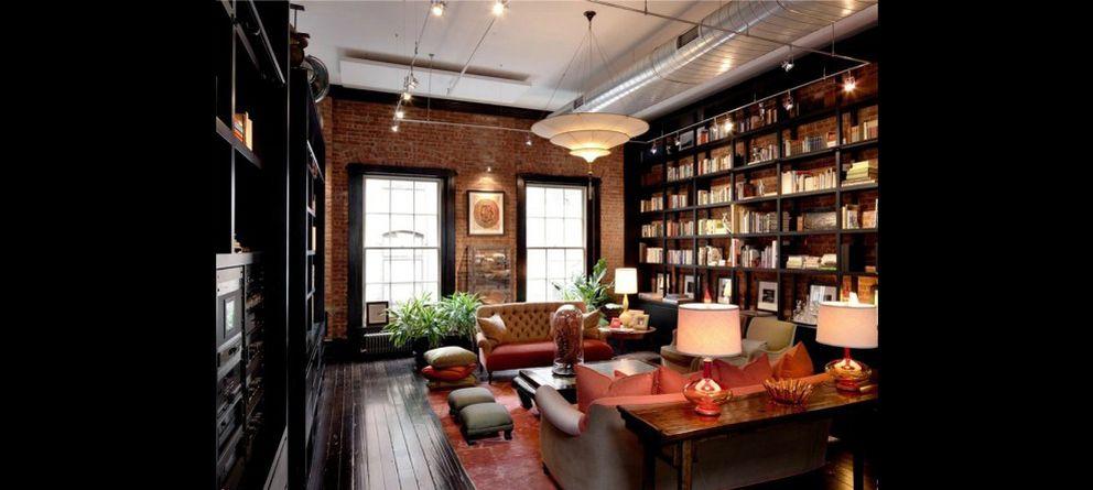 Ideas para montar una librer a en casa for Libreria casa