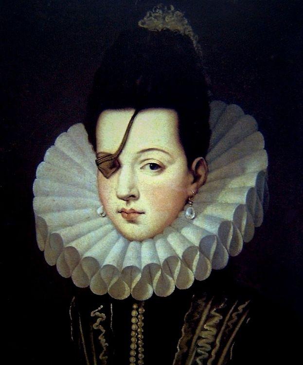 Foto: Retrato de la princesa de Éboli.