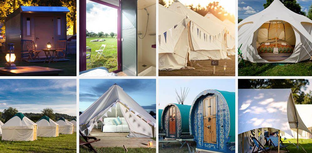 Foto: Cabañas cool o acampadas trendy. Aquí (y así) disfrutan los famosos de la aventura por todo el mundo.