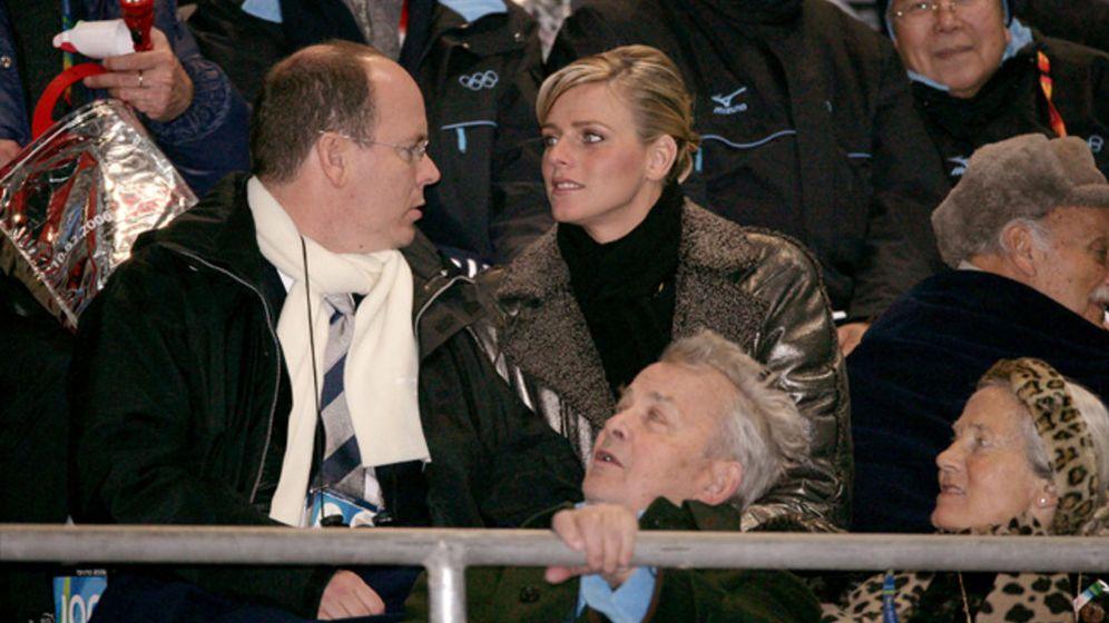 Foto: Charlene Wittstock y el príncipe Alberto: historia de un noviazgo