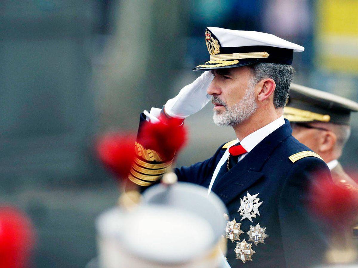 Foto: El rey Felipe, en una imagen de archivo. (EFE)