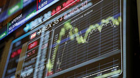 El Ibex camina en la cuerda floja... pierde más del 3% y pone en peligro los 8.000