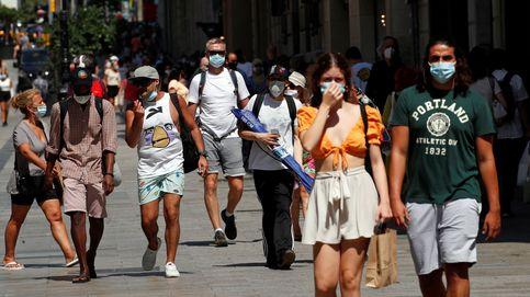 Sanidad suma 6.361 contagios de coronavirus desde el viernes, con Aragón a la cabeza