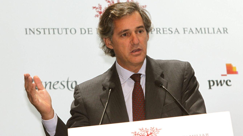 José Manuel Entrecanales, encantado con la boda de su hijo con Claudia Ortiz