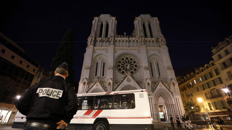 Detenido un hombre que contactó con el autor del atentado de Niza la víspera