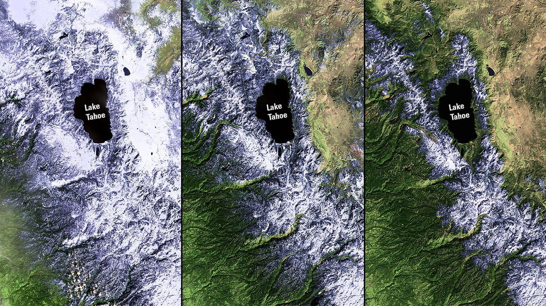 NASA As ha cambiado el mundo la NASA publica imgenes del antes