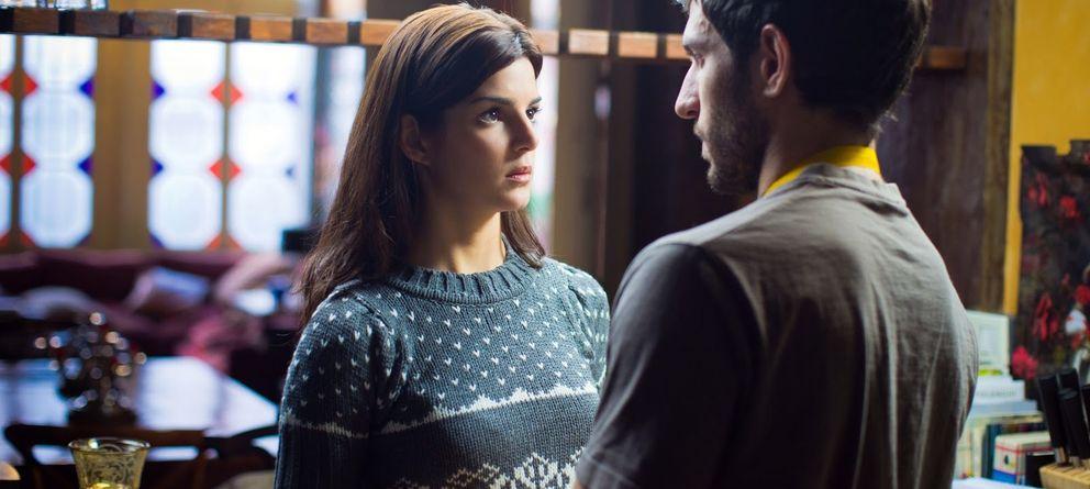 Foto: Clara lago y Quim Gutiérrez en 'La cara oculta', uno de los éxitos del cine colombiano reciente