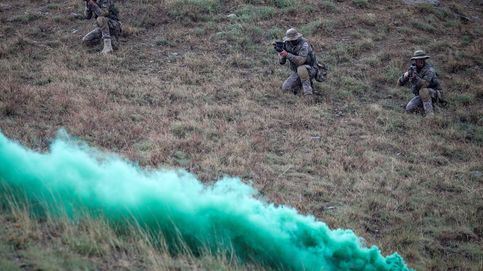 Ejercicio militar en Georgia