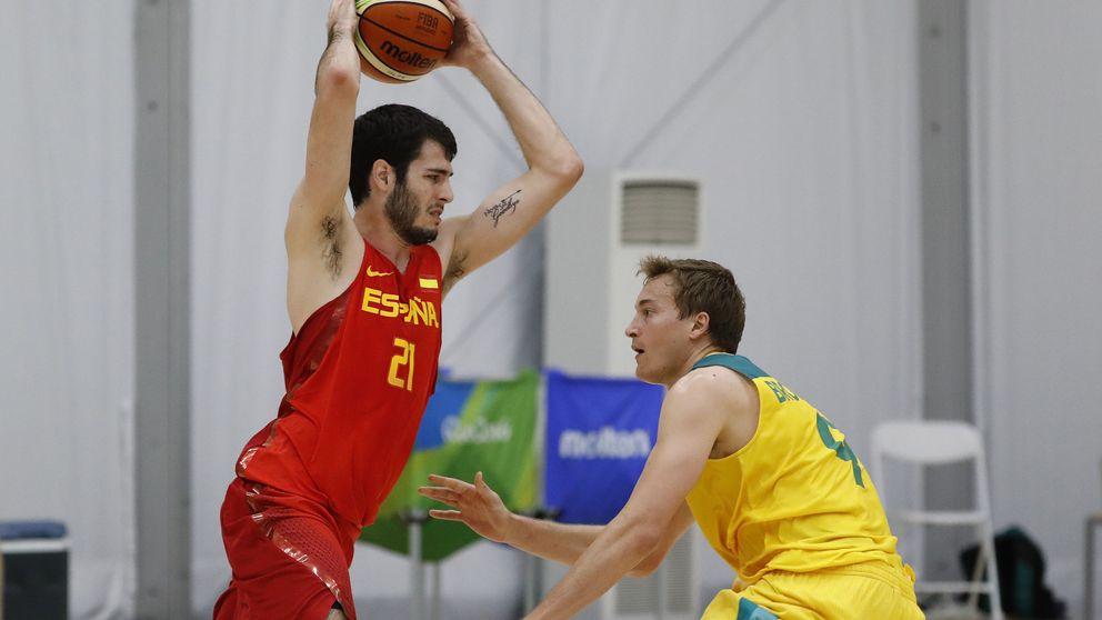 Tres años después, la selección española aún espera que Álex Abrines brille